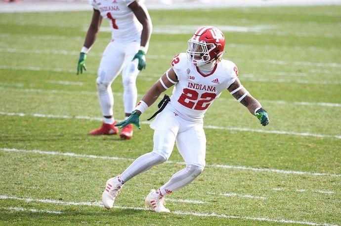 Jamar Johnson, S, Indiana - NFL Draft Player Profile